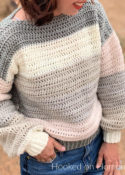 Everygirl Crochet Sweater