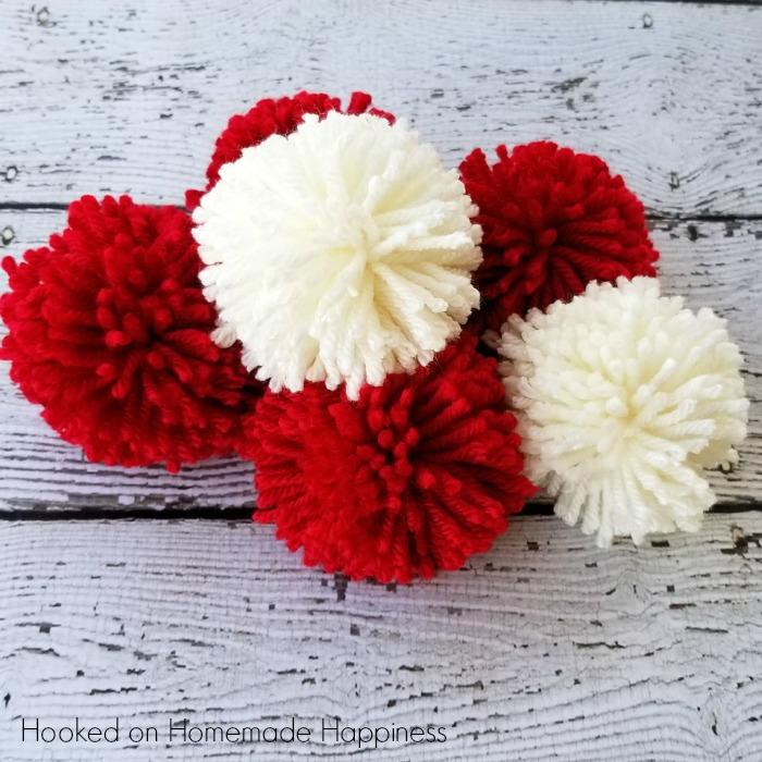 Valentine's Day Garland Crochet Pattern