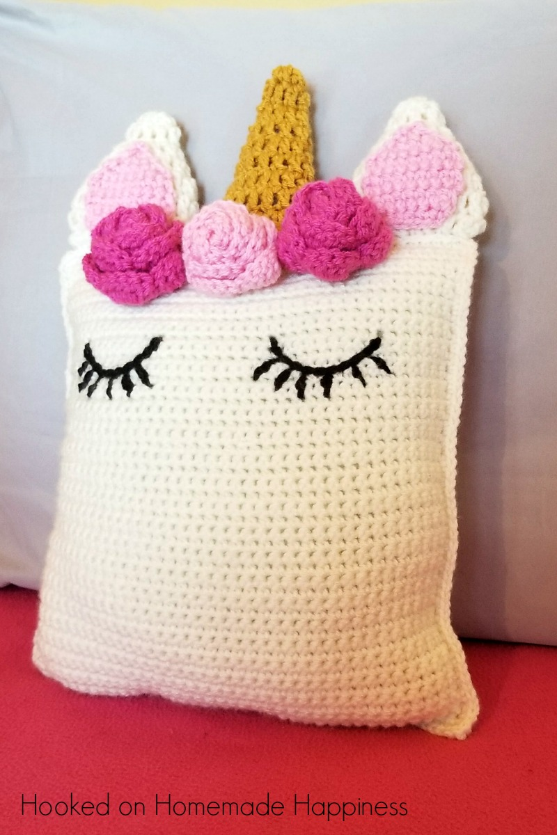 25+ Unicorn Crochet Patterns {Magical crochet toys to make you ... | 1200x800