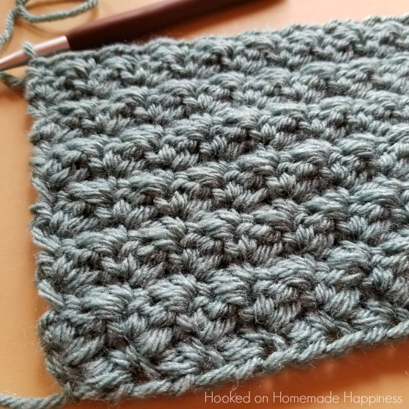 How To Crochet The Suzette Stitch Hooked On Homemade