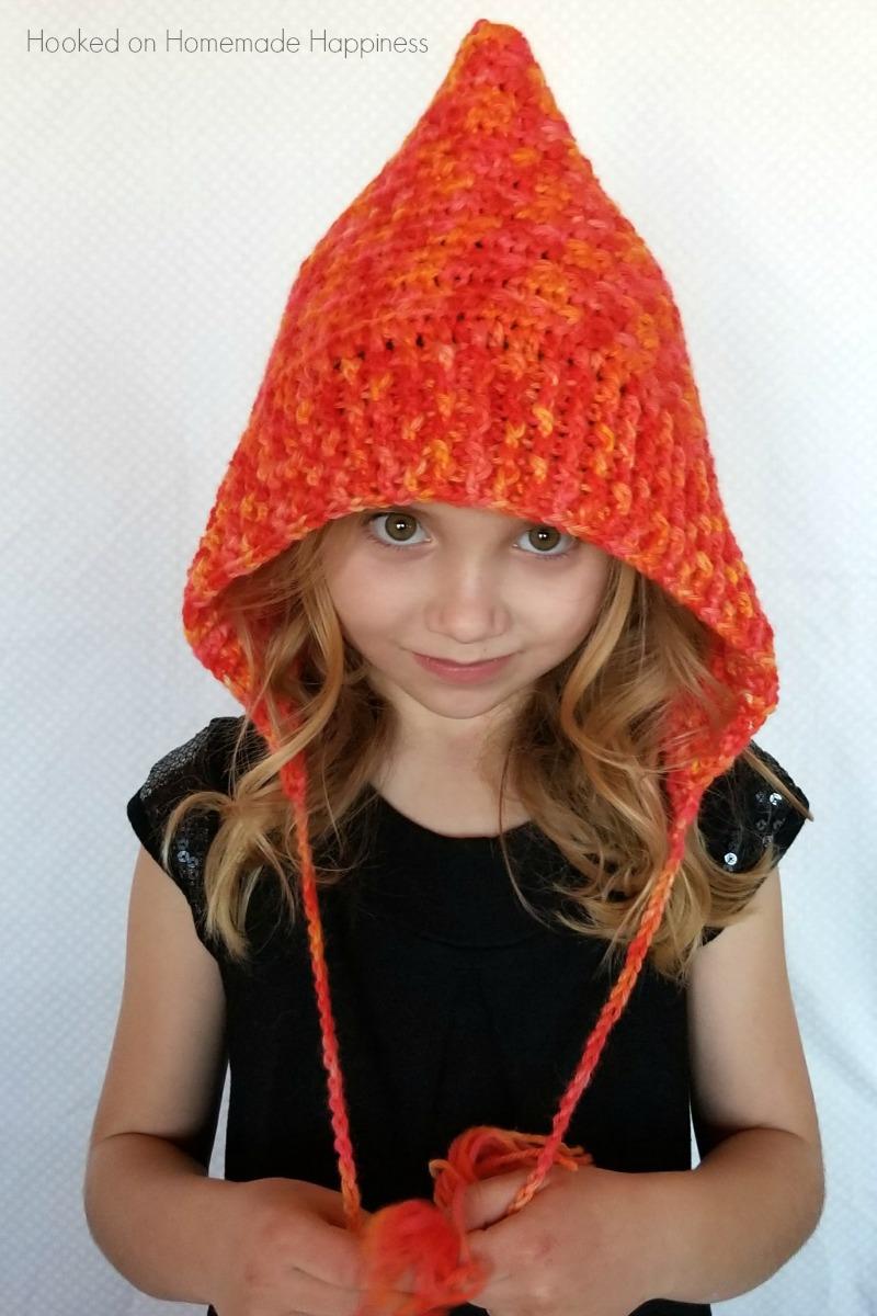 Superstar Hoodie Crochet Pattern