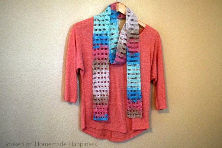 Light Summer Scarf