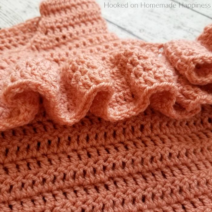 ab279d609c4e2e Save. Cold Shoulder Crochet Top ...