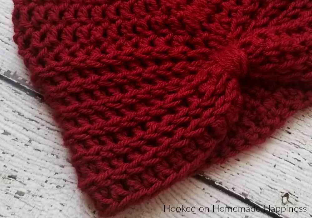 Turban Style Beanie Crochet Pattern Crochet Along For A Cause