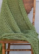 Everyday Throw Blanket Crochet Pattern