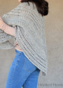Pebble Shawl Crochet Pattern