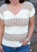 My Favorite Tee Crochet Pattern