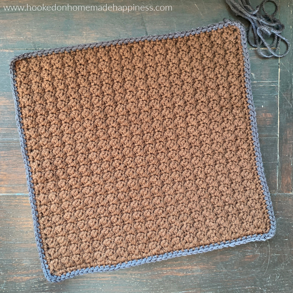 Suzette Crochet Stitch