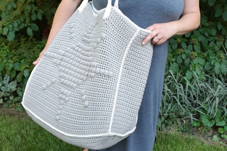 Solaris Tote Bag Crochet Pattern