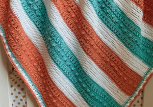 Sara Bead Baby Blanket Crochet Pattern